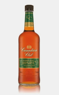 Canadian Club 100% Rye Whisky