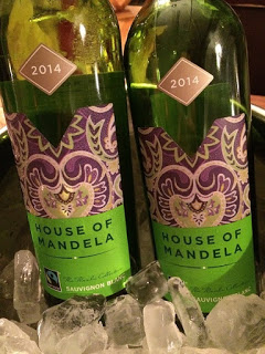 House of Mandela Sauvignon Blanc