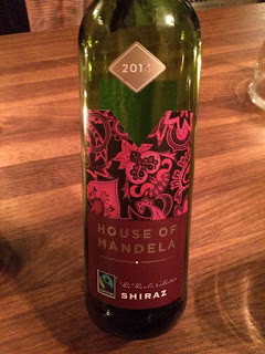 House of Mandela 2014 Shiraz