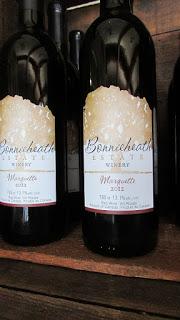 Bonnieheath Estate Marquette wine