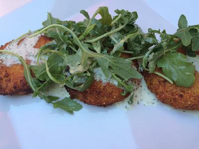 Kettle Creek Inn fried green tomatoes
