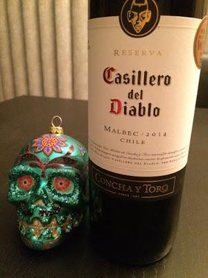 Casillero Del Diablo 2014 Malbec