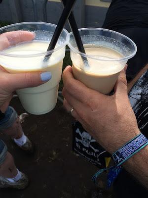 Milkshakes at Wacken Open Air