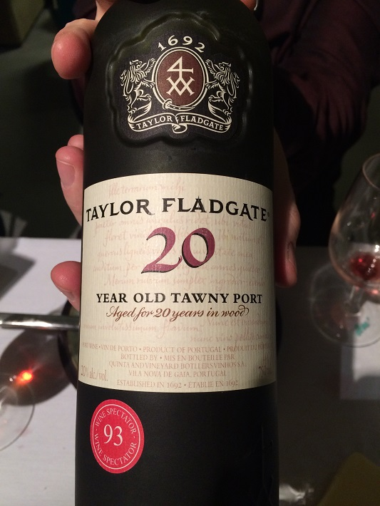 Taylor Flgadgate 20 Year Old Tawny Port