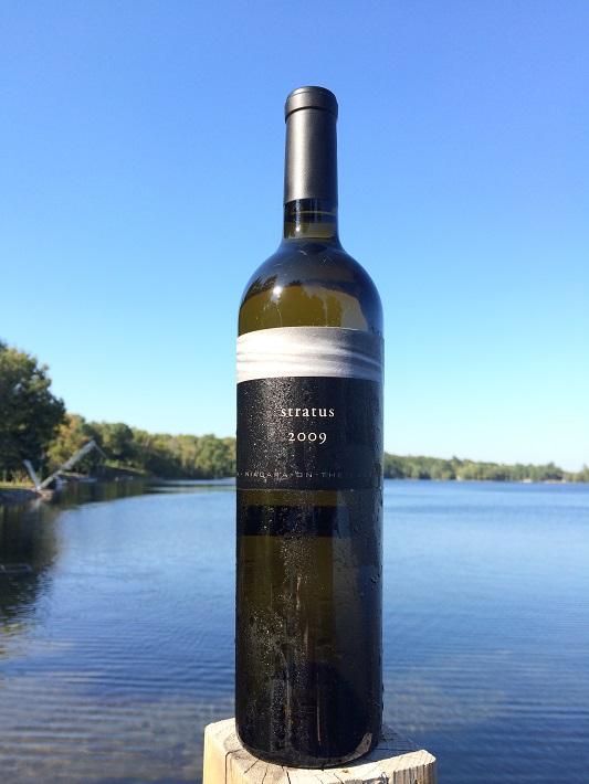 Stratus 2009 White Wine