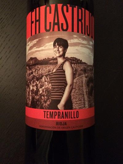 Finca Hispana Castrijo, Rioja Crianza