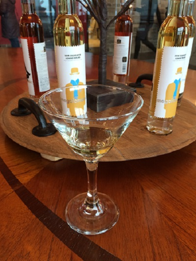Megalomanic Winery Riesling Icewine Martini