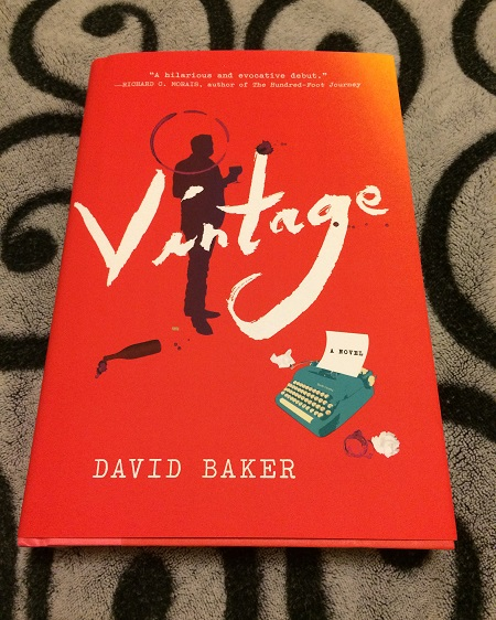 Vintage Novel by David Baker