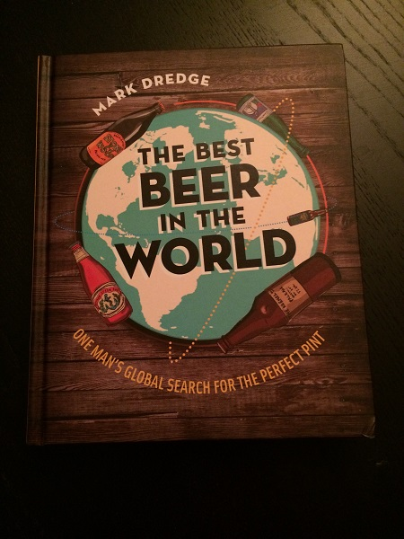 Mark Dredge's The Best Beer in the World Book showcases the best beer from around the world.