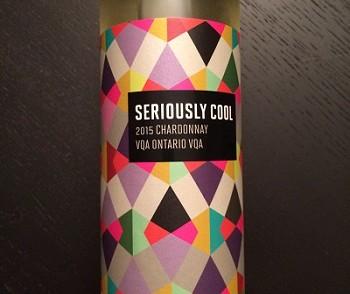 Seriously Cool Chardonnay from Niagara.