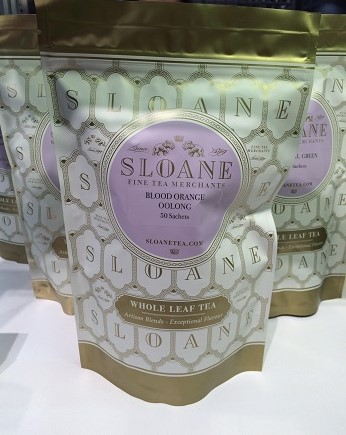 Sloane Tea artisanal tea blends