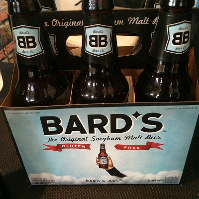 Bard's Gluten Free Beer