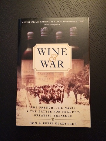 Wine & War is the perfect book for a wine-loving history buff.