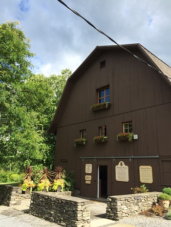 Hermann J. Weimer Winery in The Finger Lakes makes incredible Riesling