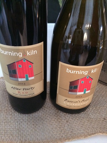 Burning Kiln Wines from Ontario's Southwest.
