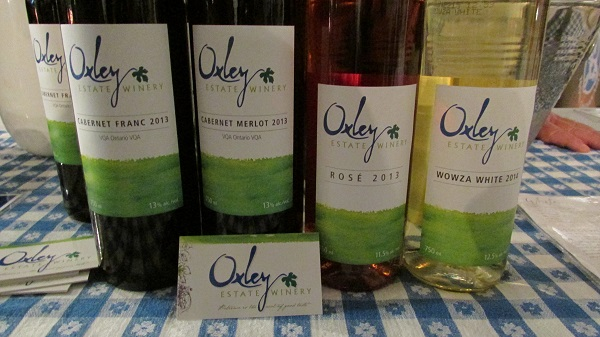 Oxley Estate Winery from Ontario's Southwest