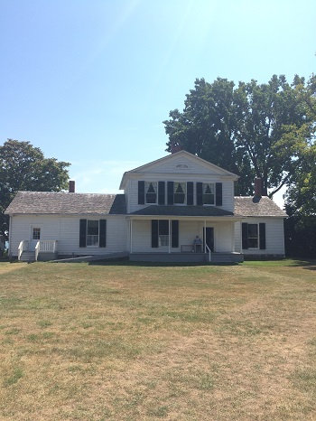 John R. Park Homestead in Essex, Ontario is a great stop for lovers of history and local food.