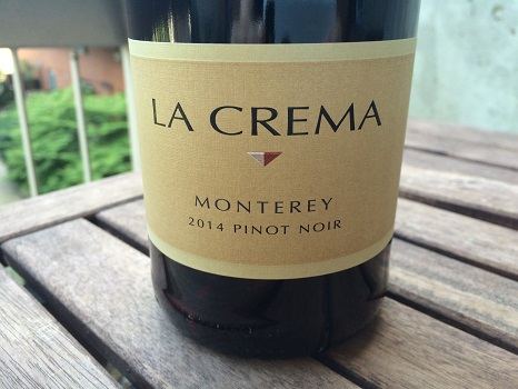 La Crema 2014 Monterey Pinot Noir is a good option for cool weather sipping.