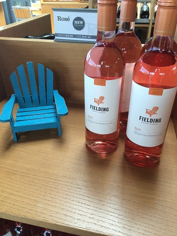 2015 rosé from Niagara's Fielding Estate is a great summer option..