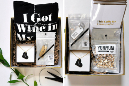 This wine gift box is the perfect gift for the wine lover on your list.