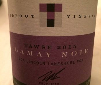 Tawse Vineyards 2015 Gamay Noir