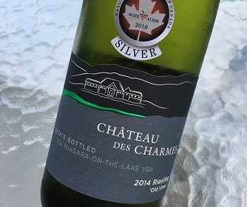 Chateau des Charmes Old Vines Riesling
