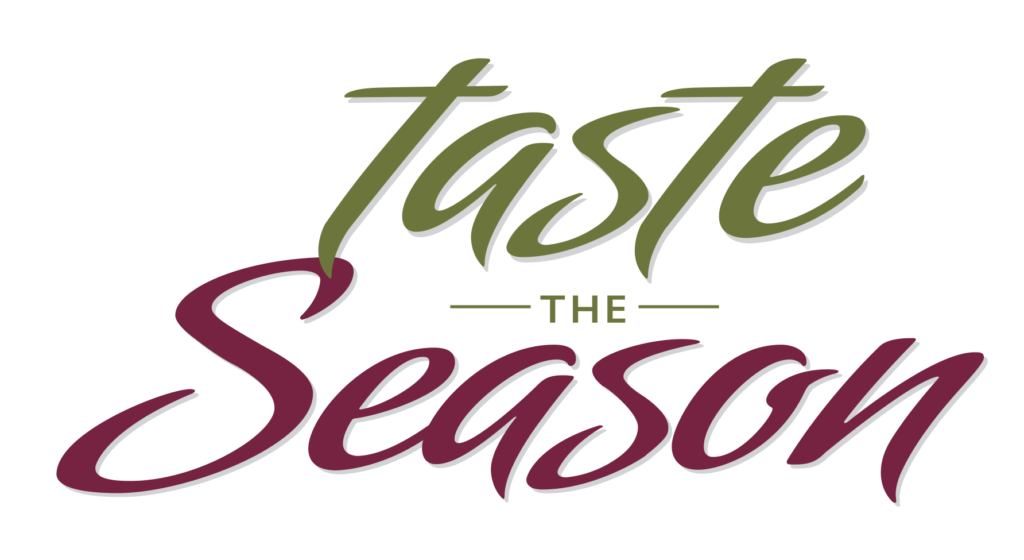 Taste The Season Logo
