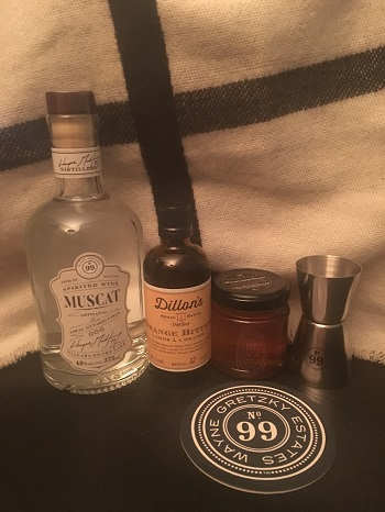 Wayne Gretzky Cocktail Kit