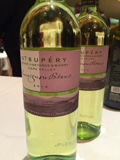 St. Supéry's 2014 Sauvignon Blanc