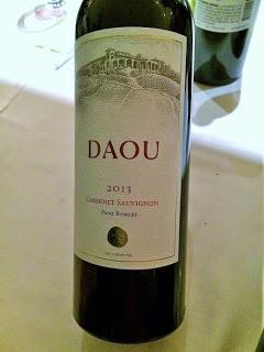 Daou Vineyard's 2013 Cabernet Sauvignon
