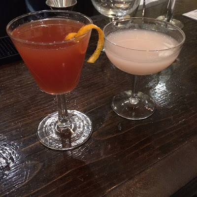 Cocktails at Concession Road in Toronto