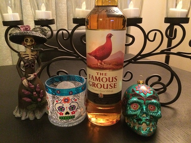 The Famous Grouse Scotch Halloween Cocktails