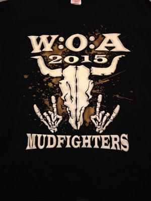 Wacken Open Air Mudfighters T-Shirt