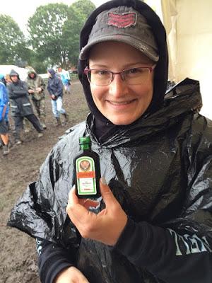 Rainy day at Wacken