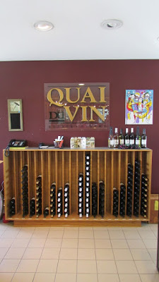 Quai du Vin Estate Winery in Ontario