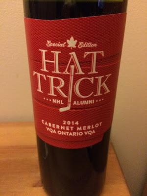 Colio Estate Wines 2013 Hat Trick NHL Alumni Cabernet Merlot