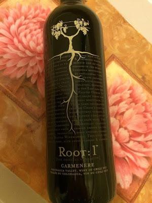 Root: 1 – 2013 Carmenere – Colchagua Valley