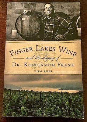 Finger Lakes Wine and the Legacy of Dr. Konstantin Frank by Tom Russ
