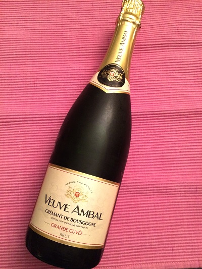 Veuve Ambal Sparkling French Wine