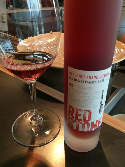 Redstone Winery 2014 Cabernet Franc Icewine