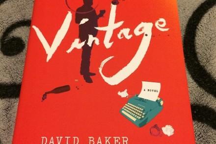 Vintage Novel by David Baker