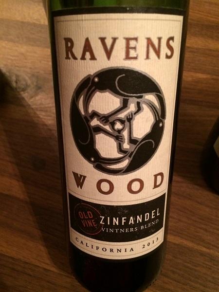 Ravenswood Old Vines Zinfandel