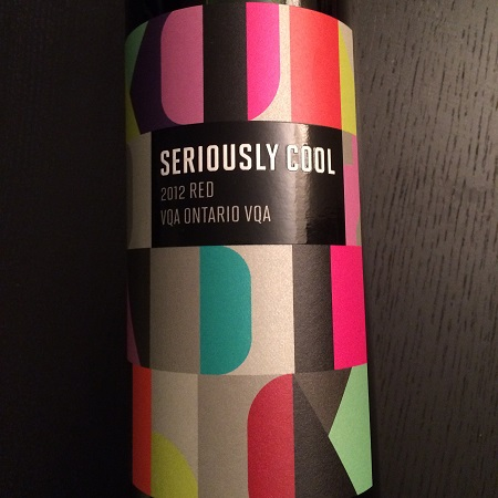 Southbrook Vineyard's Seriously Cool 2012 Red Blend is a great Ontario wine option.