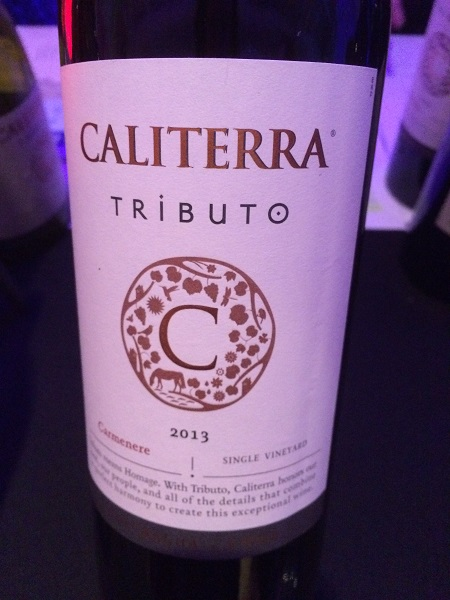 Caliterra 2013 Tributo Carmenere