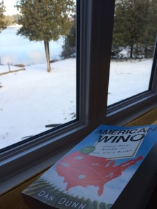 Dan Dunn's American Wino is a perfect cottage read.