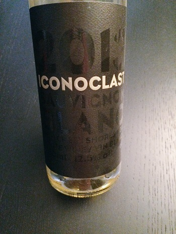 Creekside Estate Winery's Iconoclast Sauvignon Blanc
