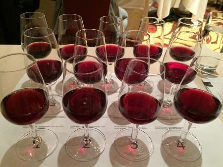 Tasting 13 fascinating California Pinot Noir wines with Karen MacNeil.