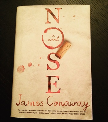 A review of Nose, a novel by James Conaway