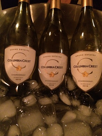 Columbia Crest Chardonnay from Washington State