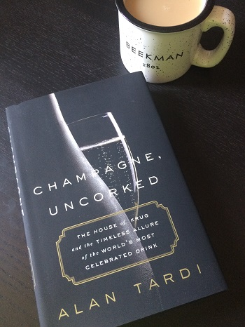 Champagne Uncorked by Alan Tardi